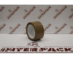 Nastro Hot Melt Avana Rumoroso 25 My H.50mm X 66 mt