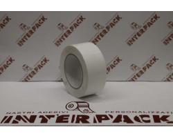 Nastro Ppl Acrilico Bianco Silenzioso 28 My H.50mm X 132 mt