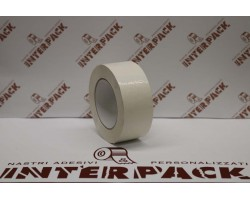 Nastro Ppl Solvente Bianco Rumoroso 28 My H.50mm X 132 mt