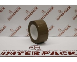 Nastro Hot Melt Avana Rumoroso 28 My H.50mm X 132 mt
