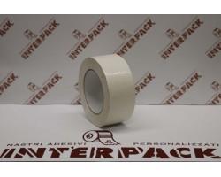Nastro Pvc Solvente Bianco 33 My H.50 Mm X 132 M